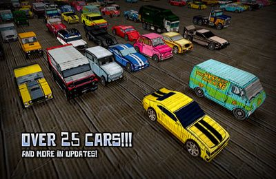 Скачати гру Cars And Guns 3D для iPad.
