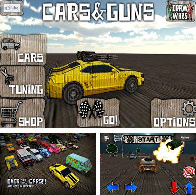 In addition to the game Zombies for iPhone, iPad or iPod, you can also download Cars And Guns 3D for free.