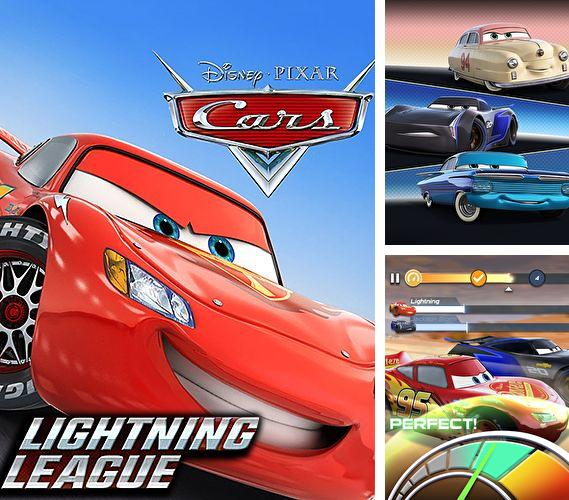 In addition to the game Heroes of havoc: Idle adventures for iPhone, iPad or iPod, you can also download Cars: Lightning league for free.