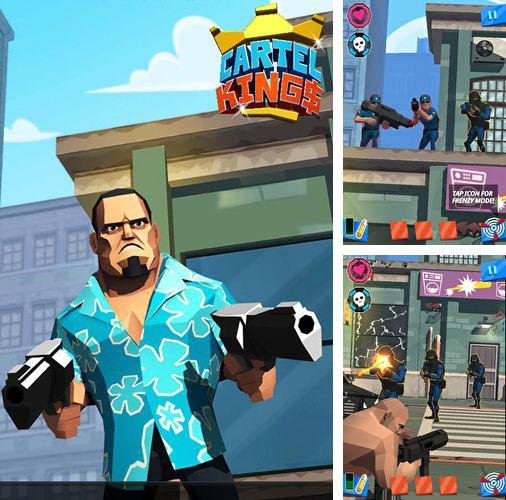 Download Cartel kings iPhone free game.