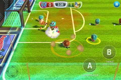 Free Cartoon Network superstar soccer download for iPhone, iPad and iPod.