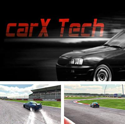 In addition to the game Dave vs. Cave for iPhone, iPad or iPod, you can also download CarX demo - racing and drifting simulator for free.