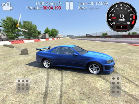 Baixe CarX: Drift racing gratuitamente para iPhone, iPad e iPod.