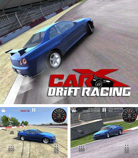 In addition to the game Ice cream surfer for iPhone, iPad or iPod, you can also download CarX: Drift racing for free.