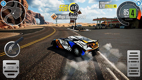 Baixe CarX drift racing 2 gratuitamente para iPhone, iPad e iPod.