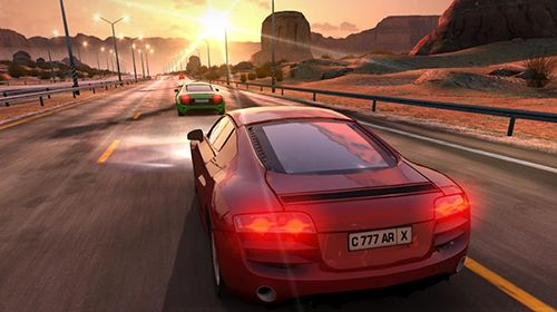 Free CarX highway racing download for iPhone, iPad and iPod.