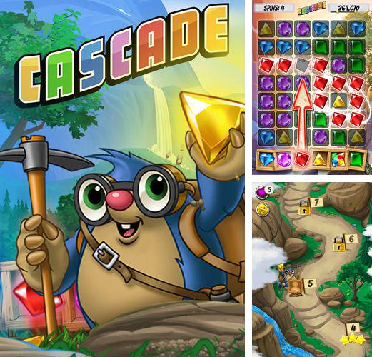 In addition to the game Toca: Blocks for iPhone, iPad or iPod, you can also download Cascade for free.
