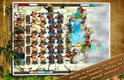 Download Castle Attack – Ultimate HD iPhone free game.