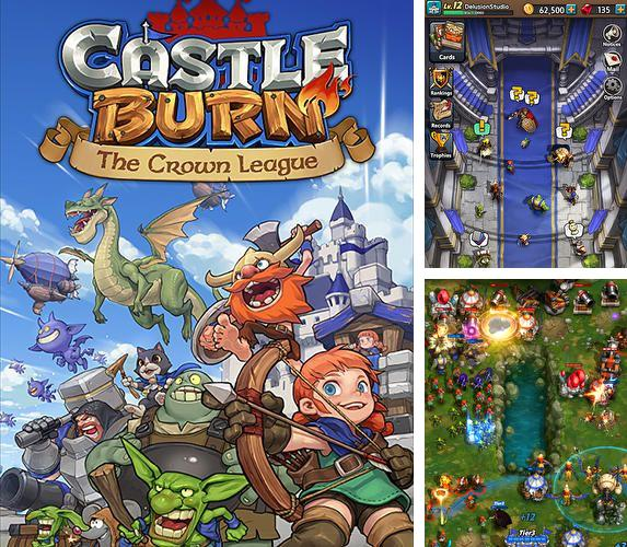 In addition to the game Freestyle baseball for iPhone, iPad or iPod, you can also download Castle burn for free.