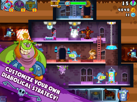 Free Castle doombad download for iPhone, iPad and iPod.