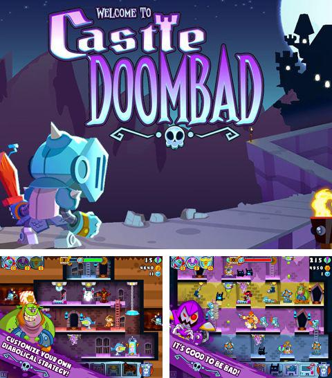 In addition to the game Reiner Knizia's Kaleidoscope for iPhone, iPad or iPod, you can also download Castle doombad for free.