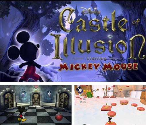 En plus du jeu Feu magique pour iPhone, iPad ou iPod, vous pouvez aussi télécharger gratuitement Mikey Mouse et le Château des Illusions, Castle of Illusion Starring Mickey Mouse.