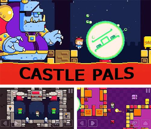 Download Castle pals iPhone free game.