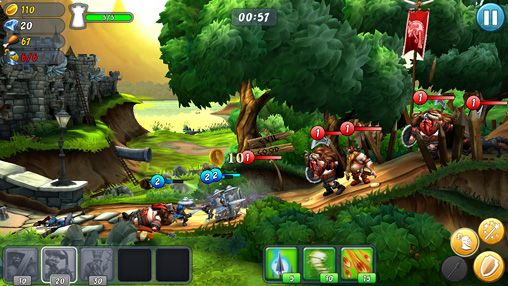 Free Castle storm: Free to siege download for iPhone, iPad and iPod.