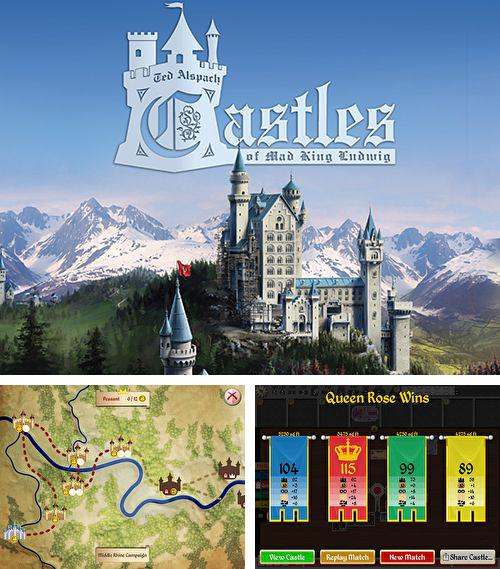 Download Castles of mad king Ludwig iPhone free game.