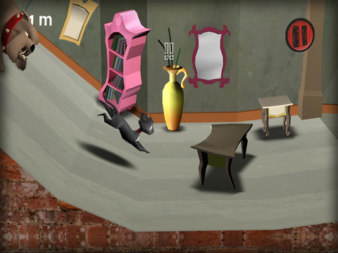 Descarga gratuita de Cat Escape para iPhone, iPad y iPod.
