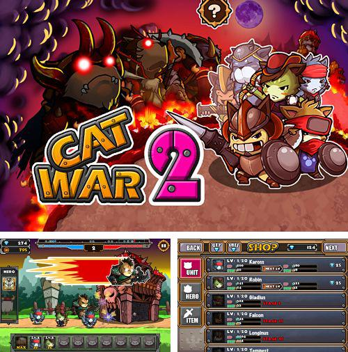 In addition to the game Chasing Yello Friends for iPhone, iPad or iPod, you can also download Cat war 2 for free.
