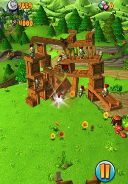 Baixe Catapult King gratuitamente para iPhone, iPad e iPod.