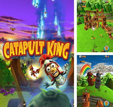 In addition to the game Splash cars for iPhone, iPad or iPod, you can also download Catapult King for free.