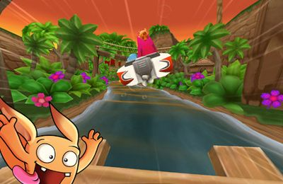 Capturas de pantalla del juego Catch the Ark para iPhone, iPad o iPod.