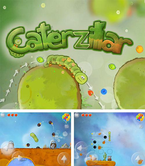 In addition to the game Mutant Fridge Mayhem – Gumball for iPhone, iPad or iPod, you can also download Caterzillar for free.