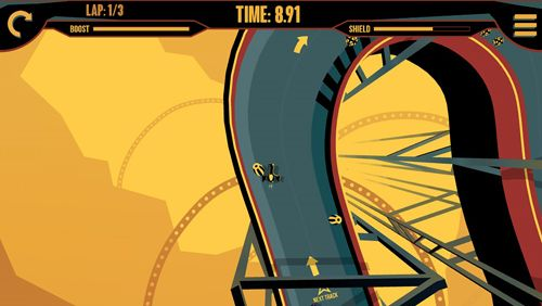 Download Cava racing iPhone free game.