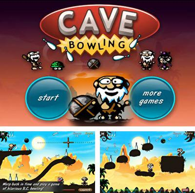 In addition to the game Crowntakers for iPhone, iPad or iPod, you can also download Cave Bowling for free.