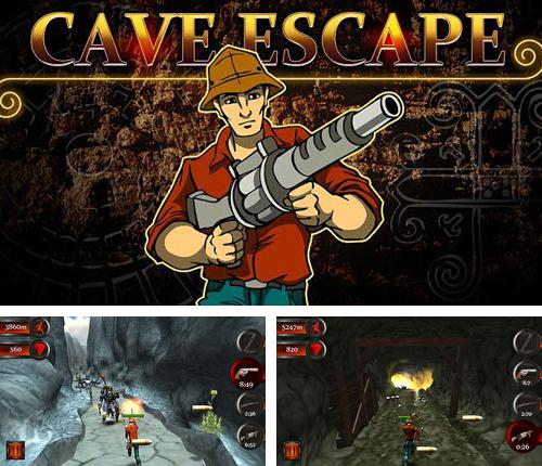 In addition to the game Little frights for iPhone, iPad or iPod, you can also download Cave escape for free.