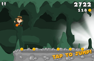 Descarga gratuita de Cave Run para iPhone, iPad y iPod.