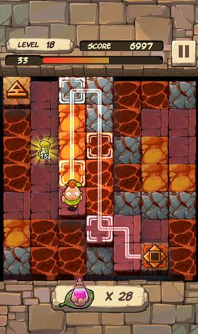 Free Caveboy escape download for iPhone, iPad and iPod.