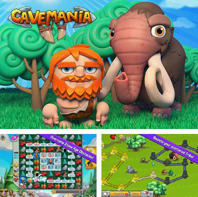 In addition to the game Bugs vs. aliens for iPhone, iPad or iPod, you can also download Cavemania for free.