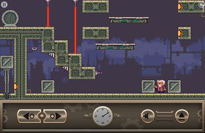 Screenshots of the Cavorite game for iPhone, iPad or iPod.