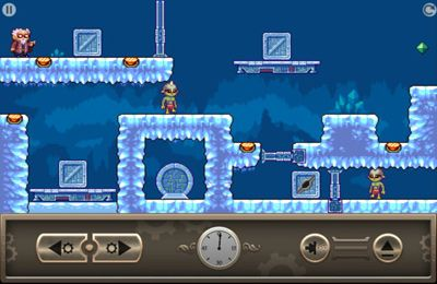 Screenshots of the Cavorite 2 game for iPhone, iPad or iPod.