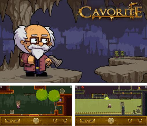 In addition to the game Lost ship for iPhone, iPad or iPod, you can also download Cavorite 3 for free.