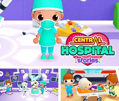 In addition to the game Crash dive for iPhone, iPad or iPod, you can also download Central hospital stories for free.