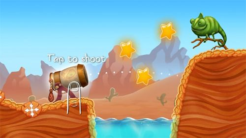 Screenshots of the Cham Cham: Unlimited game for iPhone, iPad or iPod.