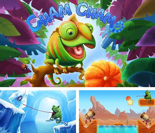 In addition to the game Flick Champions - Summer Sports for iPhone, iPad or iPod, you can also download Cham Cham: Unlimited for free.