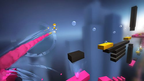 Descarga gratuita de Chameleon run para iPhone, iPad y iPod.