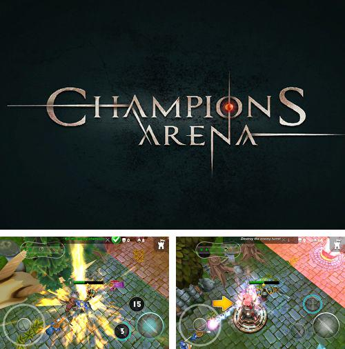 In addition to the game ATV Madness for iPhone, iPad or iPod, you can also download Champions arena for free.