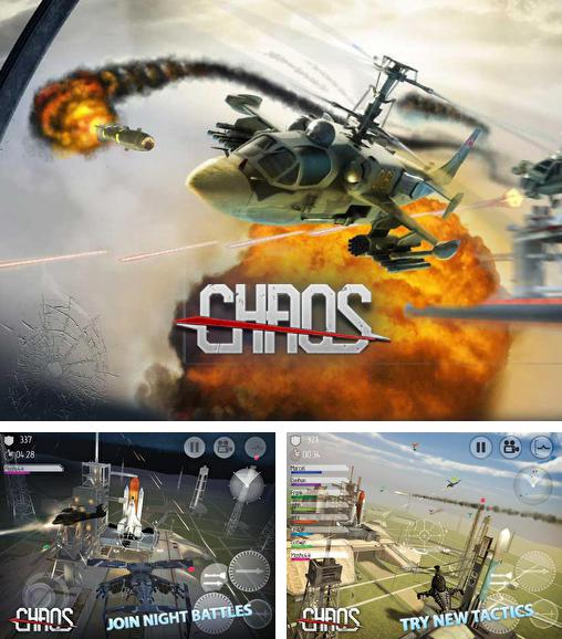 Download Chaos: Combat copters iPhone free game.
