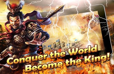 Kostenloser Download von Chaos of Three Kingdoms Deluxe für iPhone, iPad und iPod.