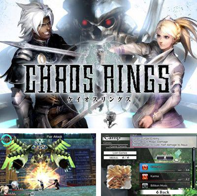 In addition to the game Dead effect 2 for iPhone, iPad or iPod, you can also download Chaos Rings for free.