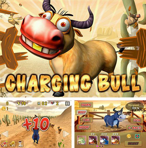 Download Charging bull iPhone free game.