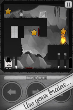 Capturas de pantalla del juego Charlie Hop para iPhone, iPad o iPod.