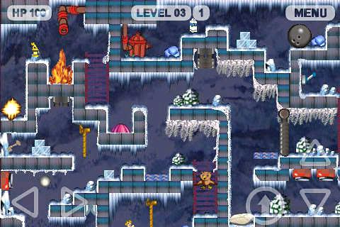 Download Charlie in trouble: Returning home iPhone free game.