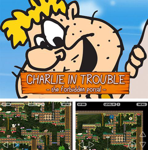 Скачать Charlie in trouble: The forbidden portal на iPhone бесплатно