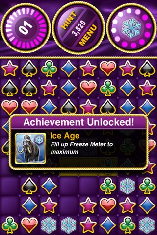 Screenshots of the Charmed game for iPhone, iPad or iPod.