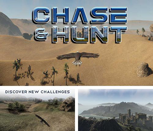 In addition to the game Space disorder for iPhone, iPad or iPod, you can also download Chase and hunt for free.