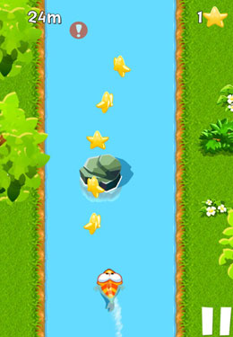 Screenshots do jogo Chasing Yello para iPhone, iPad ou iPod.