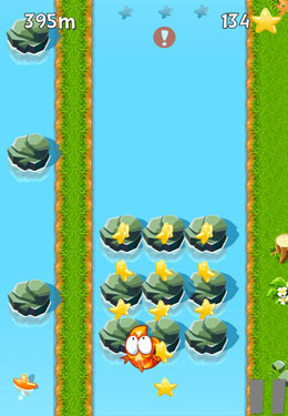 Capturas de pantalla del juego Chasing Yello para iPhone, iPad o iPod.